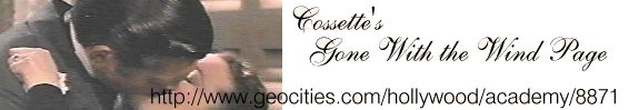 Cossette's GWTW Page